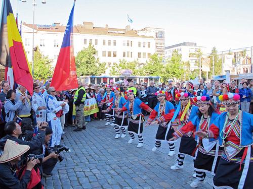 Vaasan Marssi 2012. Photo Matti Hietala.